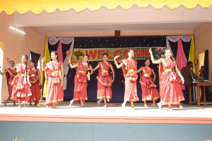 St Anns School-Dancing Activity