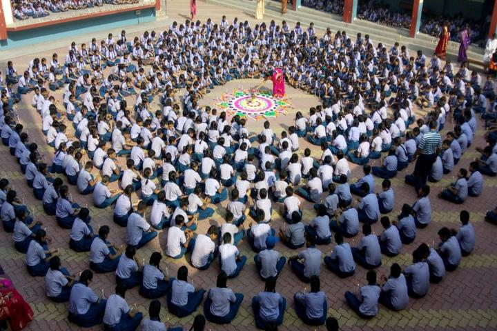 St Anns School-Diwali Celebrations