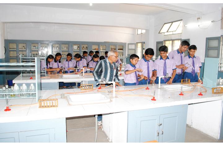 St Anns School-Physics Lab