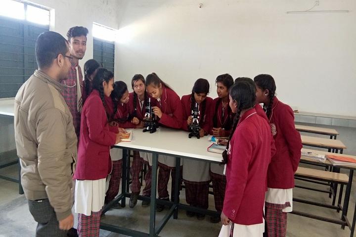 DAV Mukhyamantri Public School-Biology Lab