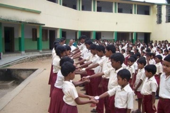 Children Of The New Dawn-Celebration Of  Raksha Bandhan