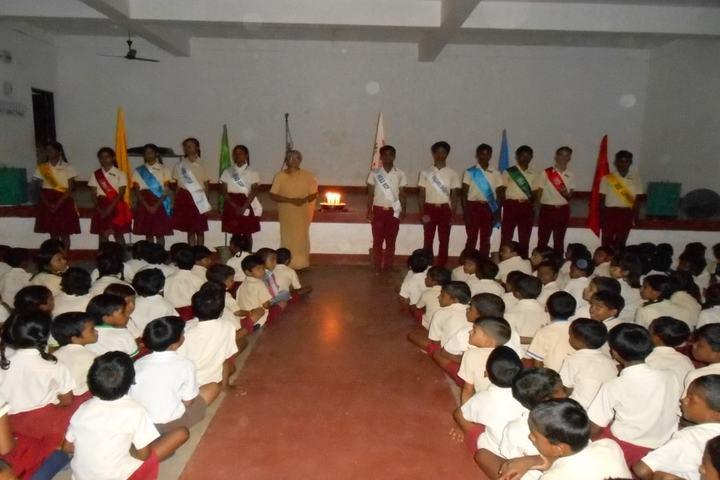 Children Of The New Dawn-Investiture Ceremony