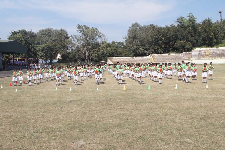 Tarapore School-Activity