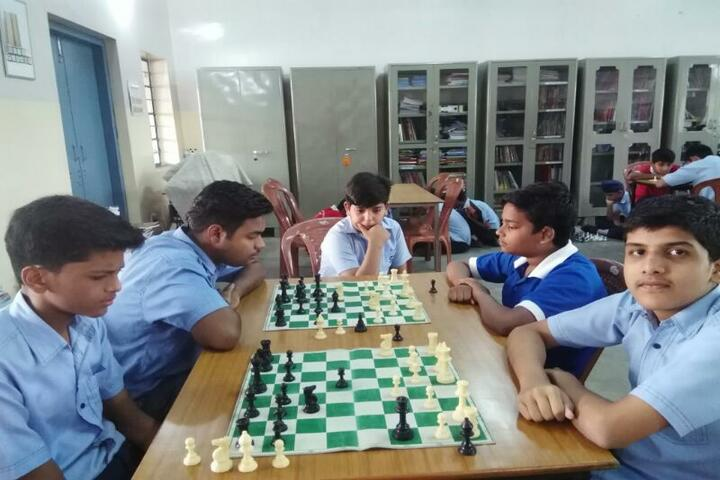 Tarapore School-Inter House Chess Competition