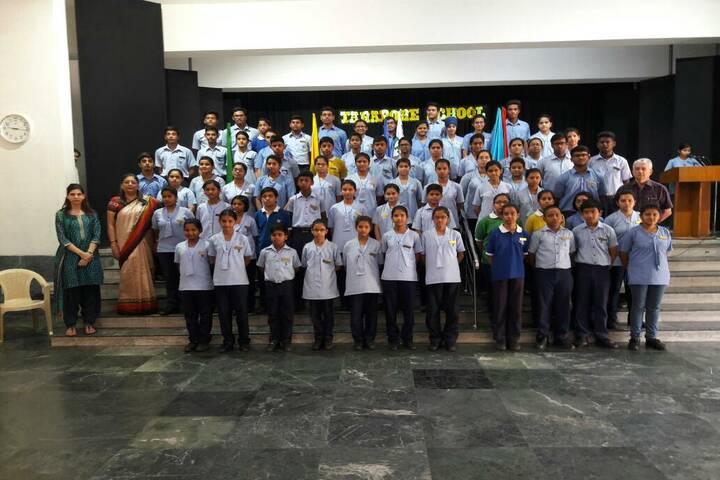 Tarapore School-Investiture Ceremony