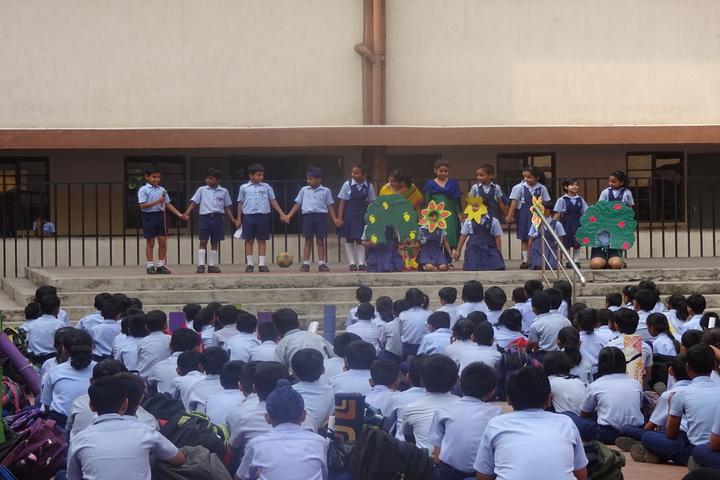 Tarapore School-Morning Assembly
