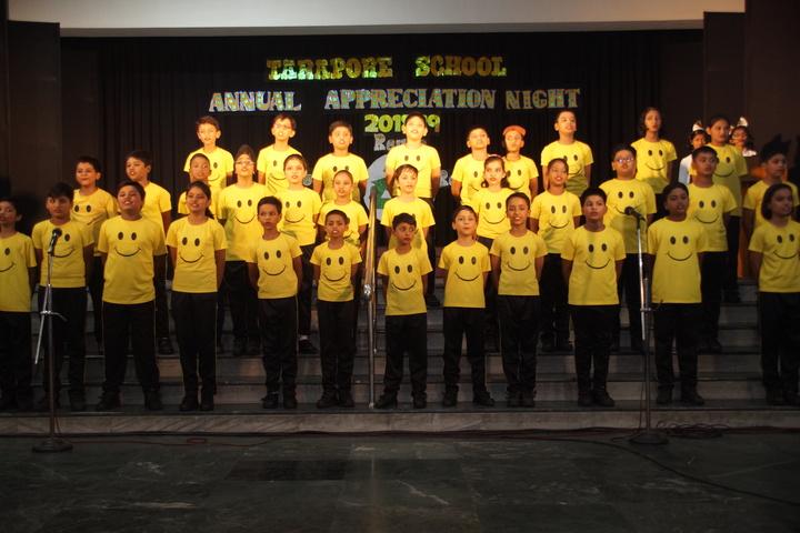 Tarapore School-Music Activity
