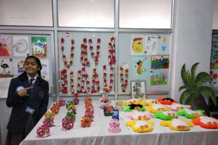 Xavier School-Art Exhibition