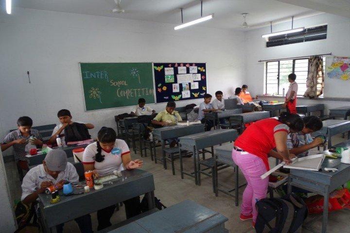 Xavier School-Classroom