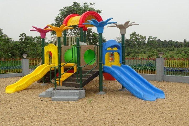 Xavier School-Kids Play Area