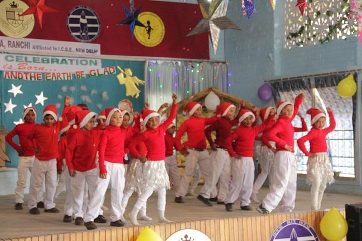 St Mathias School-Christmas Celebrations