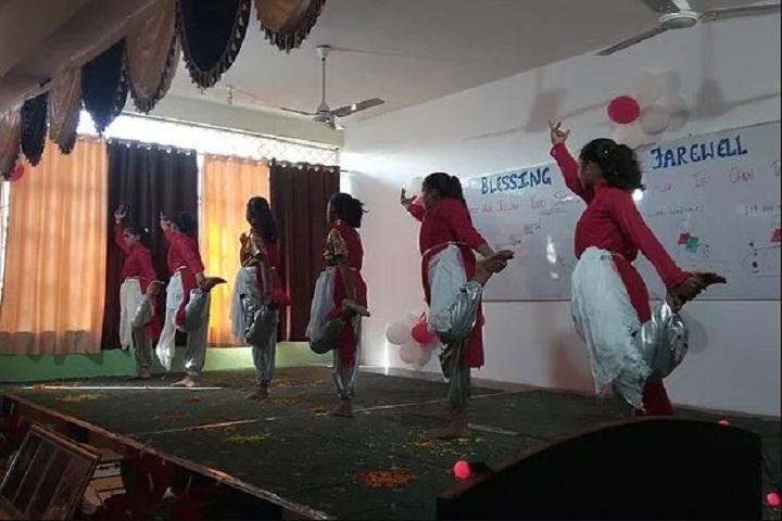St Mathias School-Dancing Activity
