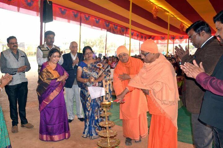 Ramakrishna Vivekananda International English High School-Annual Day
