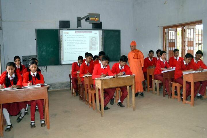 Ramakrishna Vivekananda International English High School-Classroom
