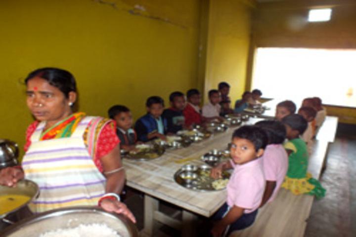 Ramakrishna Vivekananda International English High School-Hostel Mess