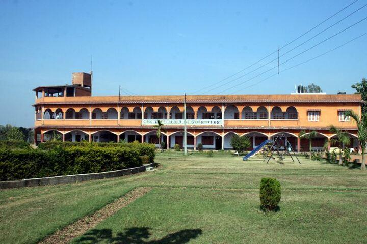 Ramakrishna Vivekananda International English High School-School Building