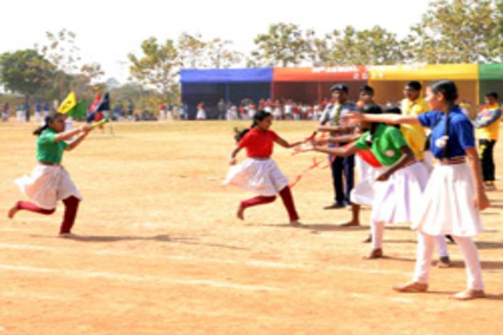Ramakrishna Vivekananda International English High School-Sports