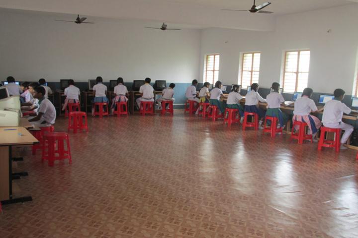 Cluny Convent School-Computer Lab