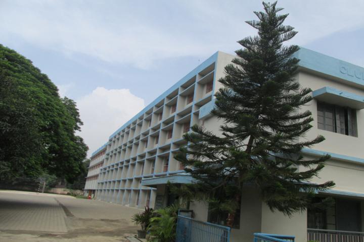 Cluny Convent School-School Building