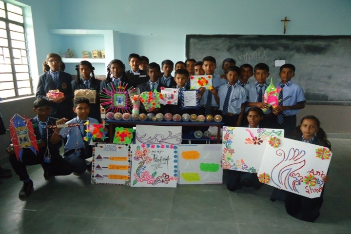 St Maria School-Art and Craft