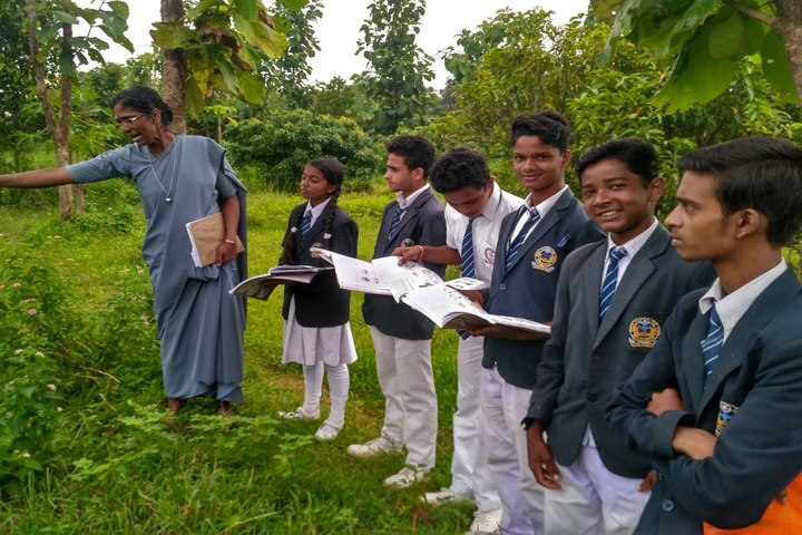 St Maria School-Field Work