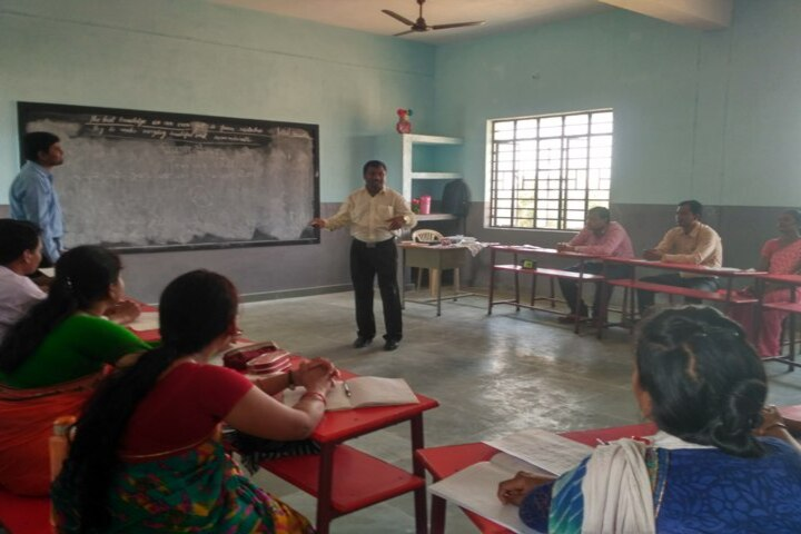 St Maria School-Staff Room