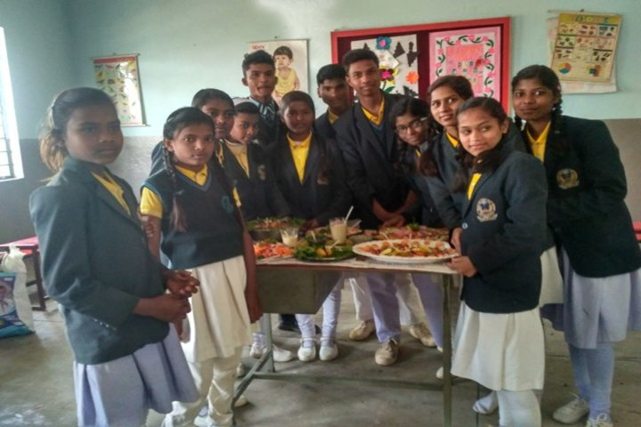 St Maria School-Vegetable Carving Activity