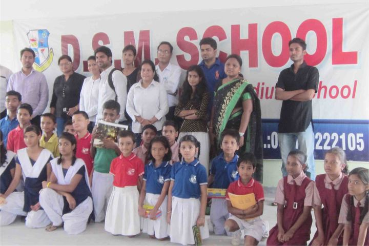 D S M School For Excellence-Childrens Day