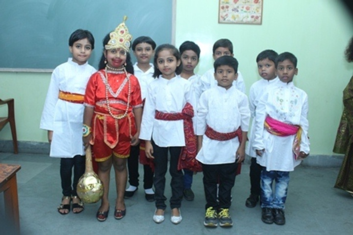 D S M School For Excellence-Cultural Fest