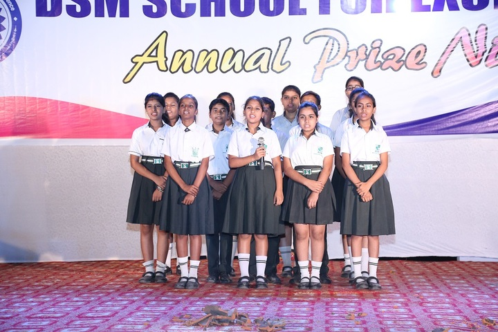D S M School For Excellence-Music Activity