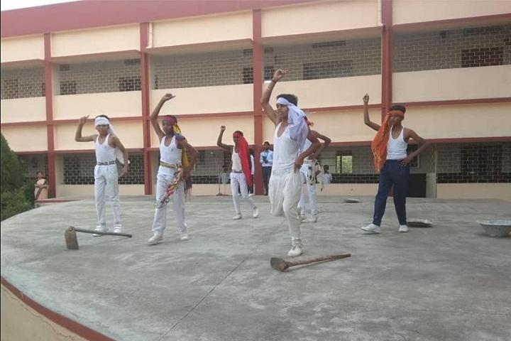 Carmel School-Dancing Activity