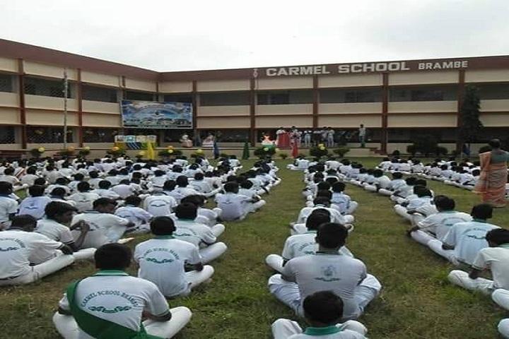 Carmel School-Yoga Day