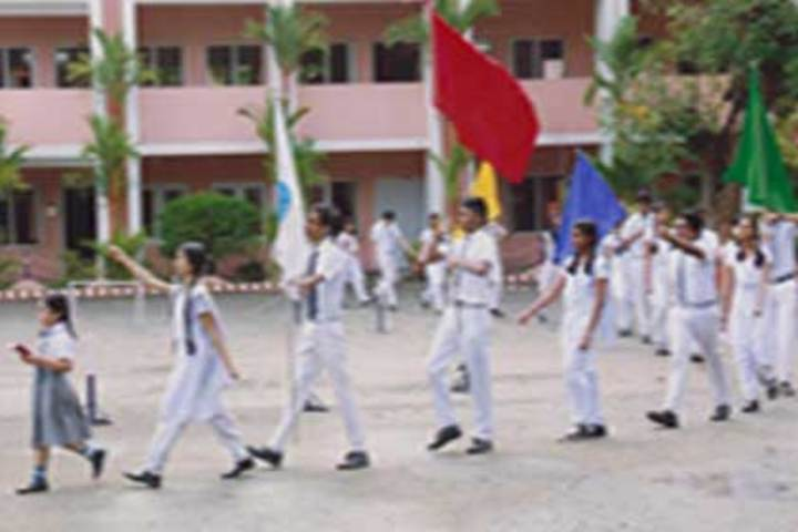 Seventh Day Adventist High School-March Past