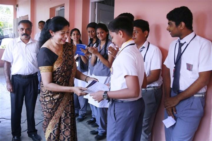 Seventh Day Adventist High School-Prize Distribution