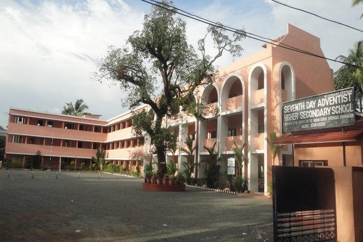 Seventh Day Adventist High School-School View
