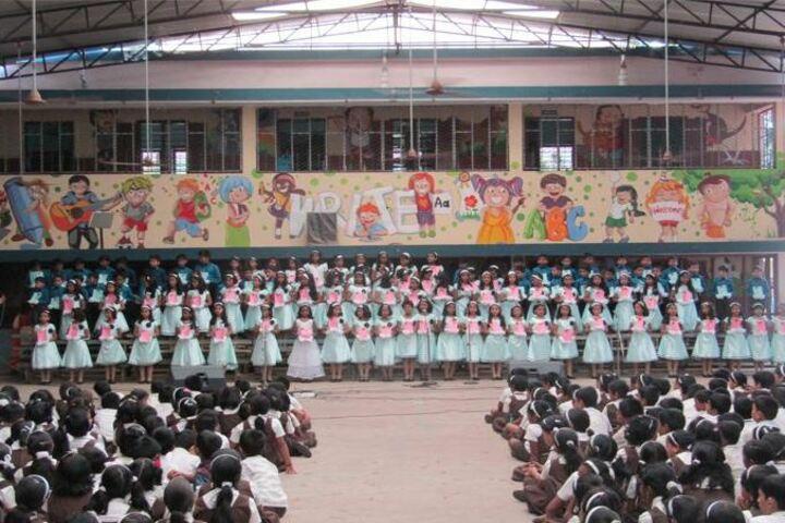 Bishop Moore Vidyapith-Childrens Day