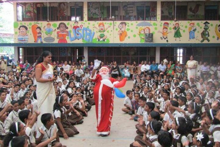Bishop Moore Vidyapith-Christmas Celebrations