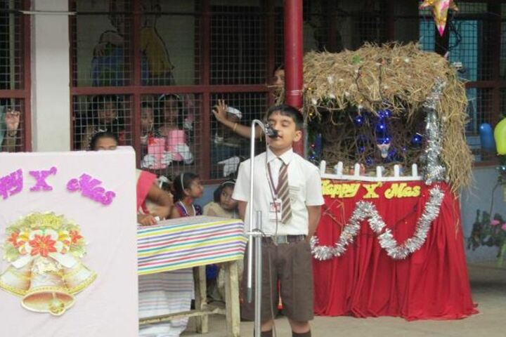 Bishop Moore Vidyapith-Speech