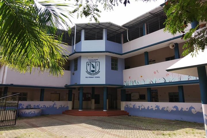 Bishop Moore Vidyapith-School Building