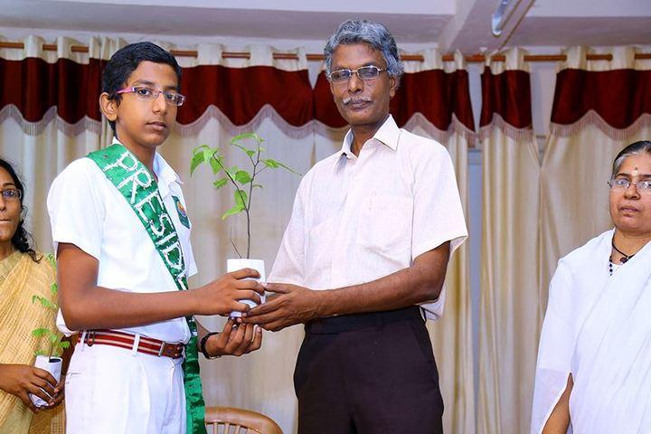Amrita Vidyalayam-Environment Day