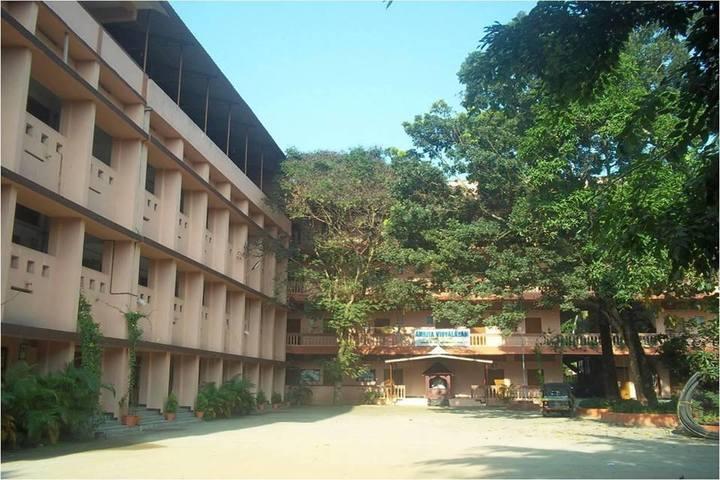 Amrita Vidyalayam-School Building