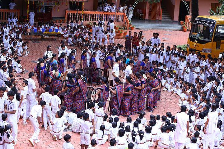 Amrita Vidyalayam-Teachers Day