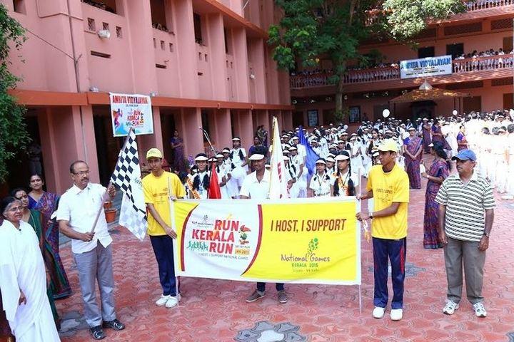 Amrita Vidyalayam-Unity For Run