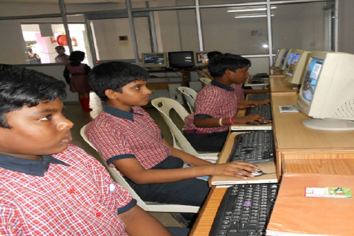 JMJ Global School - Computer Lab