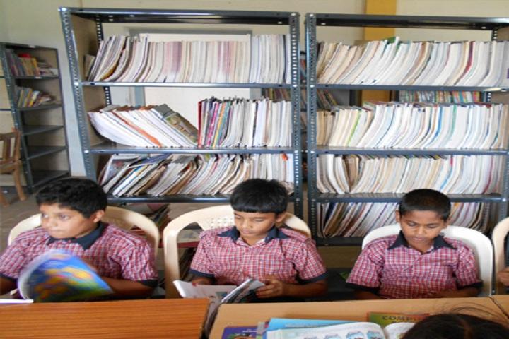 JMJ Global School - Library