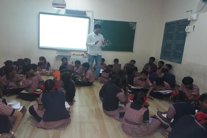 JMJ Global School - Smart Classrooms