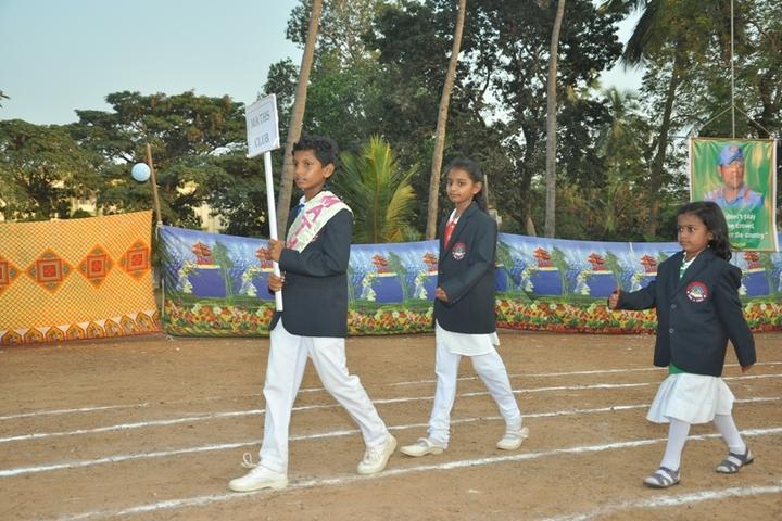 JMJ Global School - Sports Day
