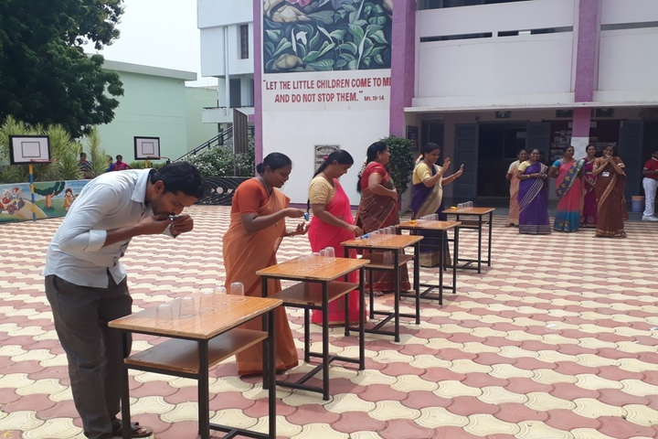 JMJ Global School - Teachers Day Activity