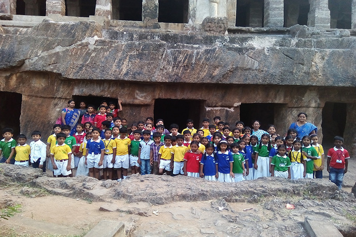 JMJ Global School - Tour