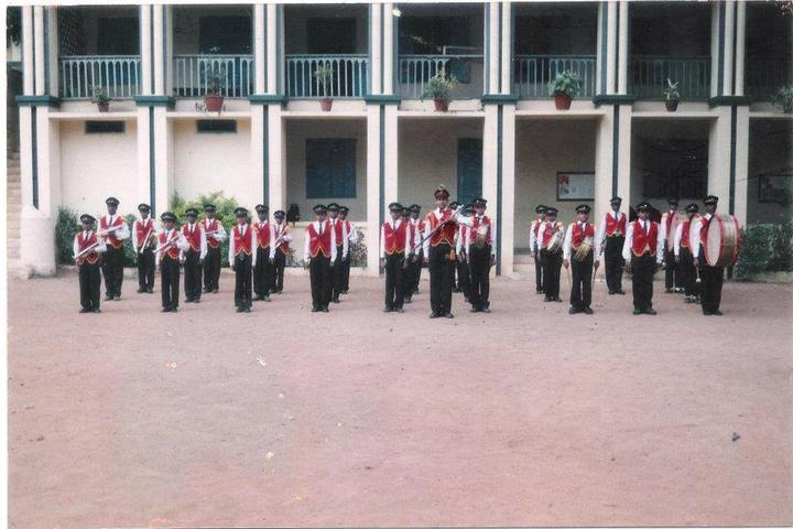 Infant Jesus Anglo - Indian Higher Secondary School-Activity